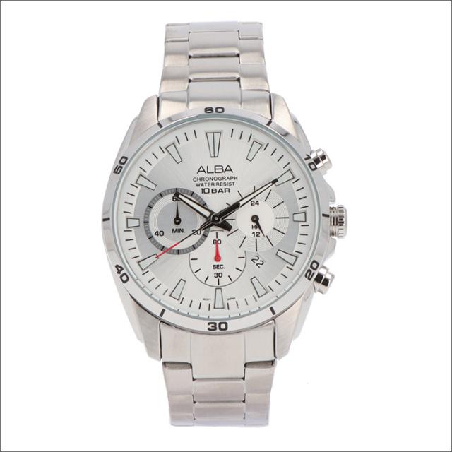 セイコー アルバ SEIKO ALBA 腕時計 AT3E11X1 メンズ クォーツ