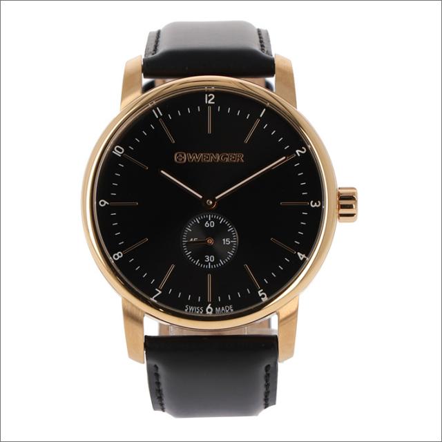 ウェンガー WENGER 腕時計 01.1741.101 アーバンクラシック レザーベルト メンズ