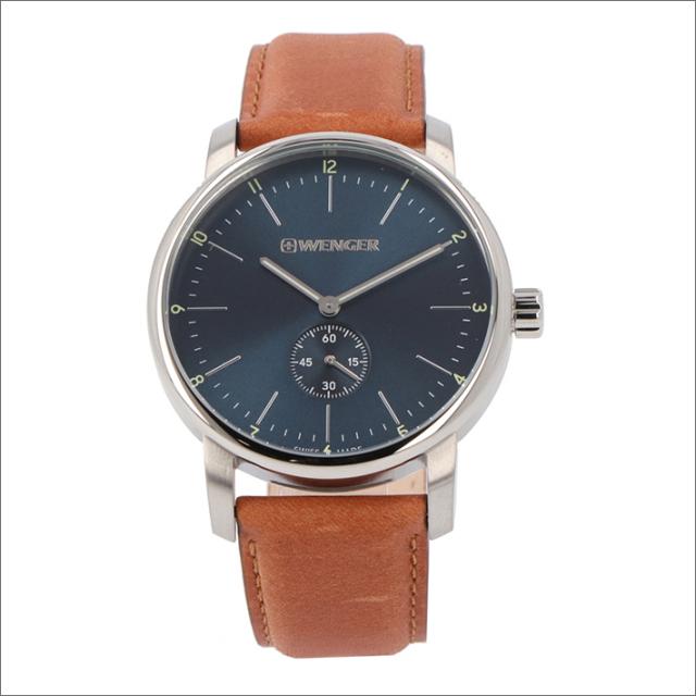 ウェンガー WENGER 腕時計 01.1741.103 アーバンクラシック レザーベルト メンズ