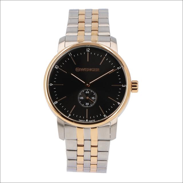 ウェンガー WENGER 腕時計 01.1741.104 アーバンクラシック メタルベルト メンズ