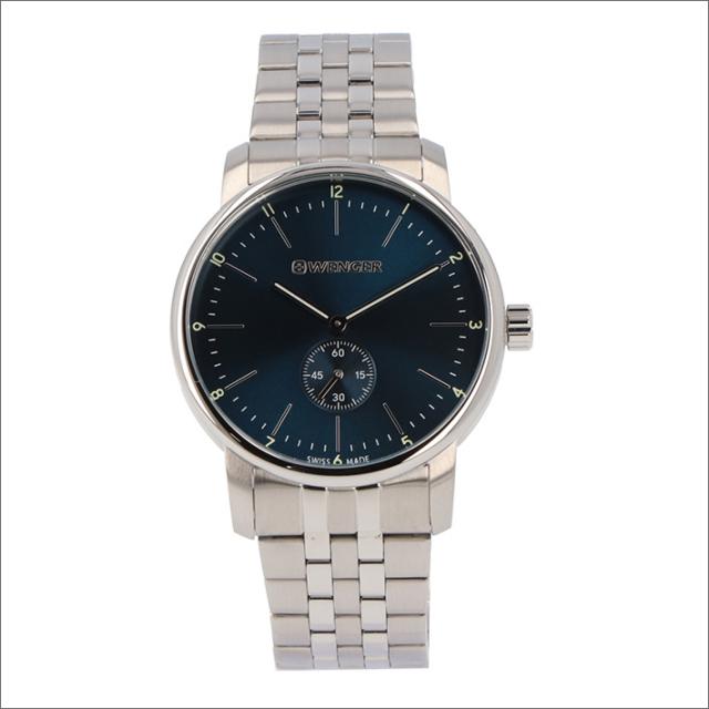 ウェンガー WENGER 腕時計 01.1741.107 アーバンクラシック メタルベルト メンズ