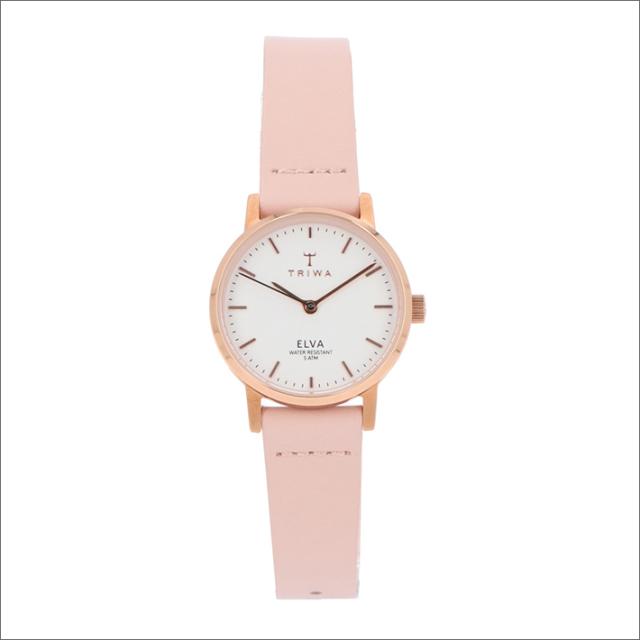 トリワ TRIWA 腕時計 ELST104-EL111404 クォーツ 28mm SNOW ELVA LIGHT PINK PETITE