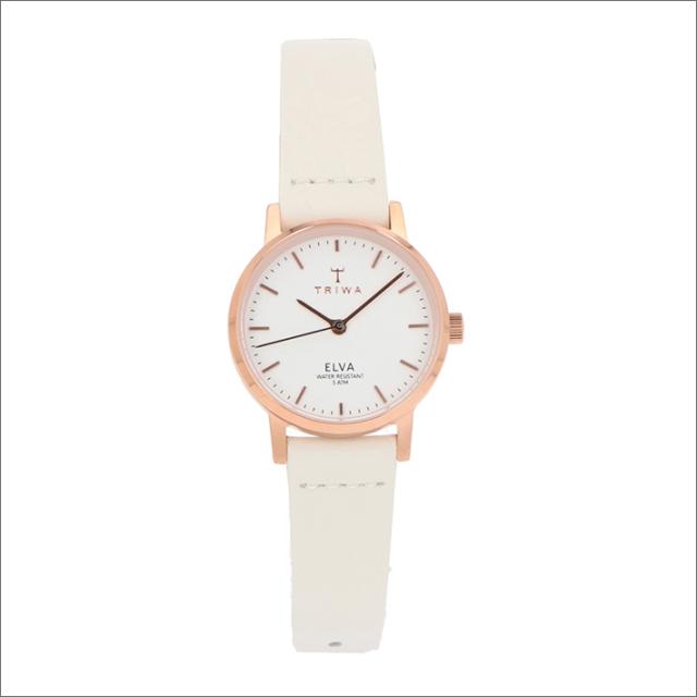 トリワ TRIWA 腕時計 ELST104-EL114201 クォーツ 28mm SNOW ELVA OFF WHITE PETITE