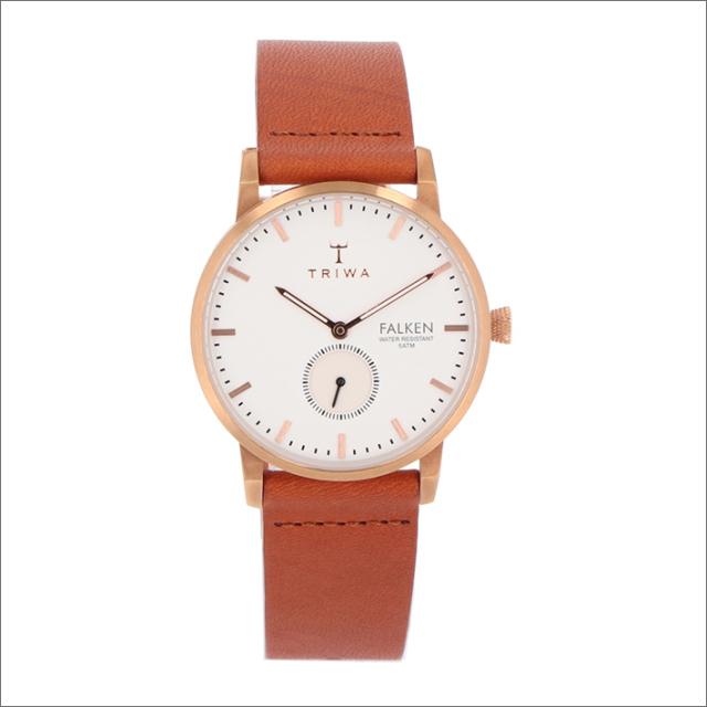 トリワ TRIWA 腕時計 FAST101-CL010214 クォーツ 38mm ROSE FALKEN BROWN CLASSIC