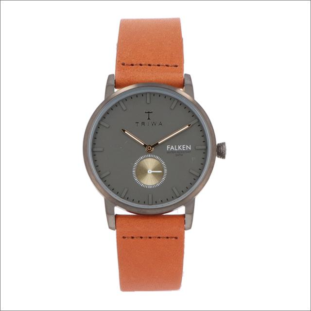 トリワ TRIWA 腕時計 FAST102-CL010213 クォーツ 38mm WALTER FALKEN BROWN CLASSIC