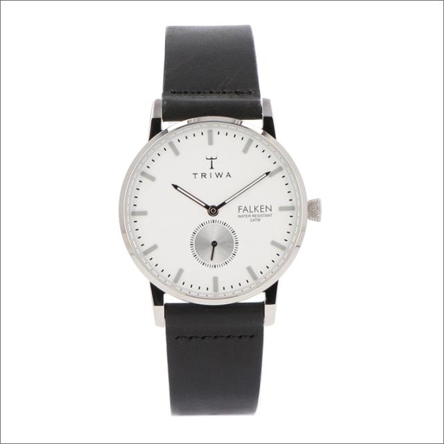 トリワ TRIWA 腕時計 FAST103-CL010112 クォーツ 38mm IVORY FALKEN BLACK CLASSIC