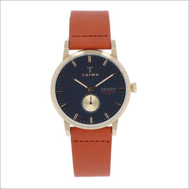 トリワ TRIWA 腕時計 FAST104-CL010217 クォーツ 38mm LOCH FALKEN BROWN CLASSIC