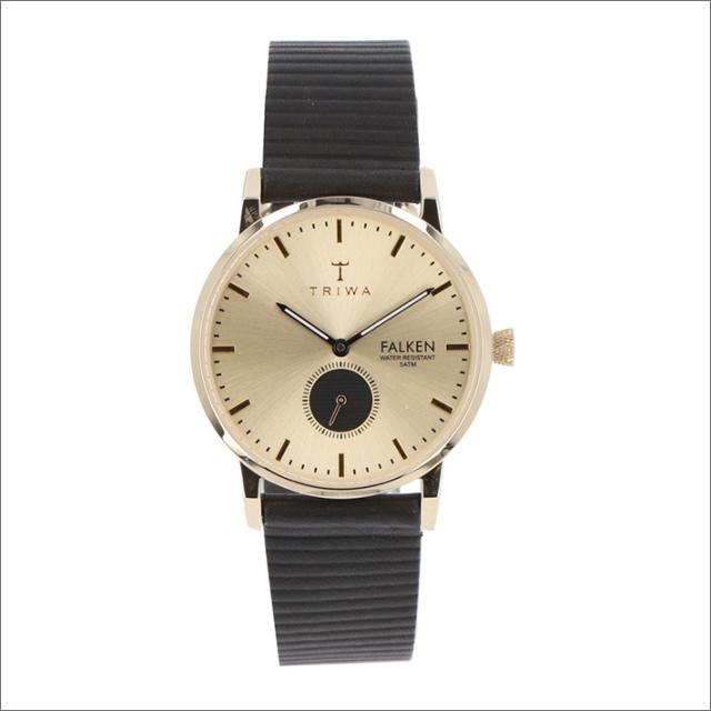 トリワ TRIWA 腕時計 FAST107-WC010117 クォーツ 38mm RAY FALKEN BLACK STRIPE CLASSIC