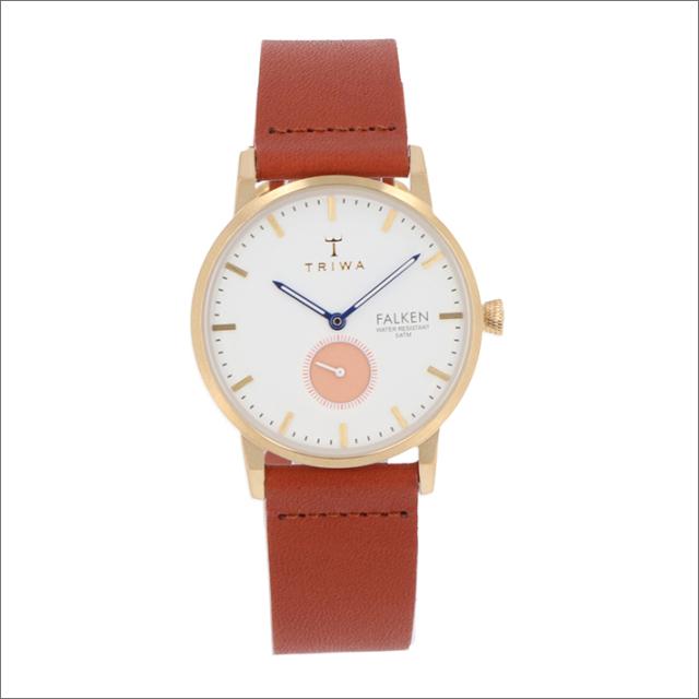 トリワ TRIWA 腕時計 FAST113-CL010213 クォーツ 38mm CORAL FALKEN BROWN CLASSIC