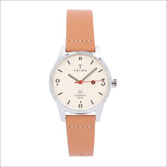 トリワ TRIWA 腕時計 HU34LS-SS010612 クォーツ 34mm HU34LS TAN CLASSIC