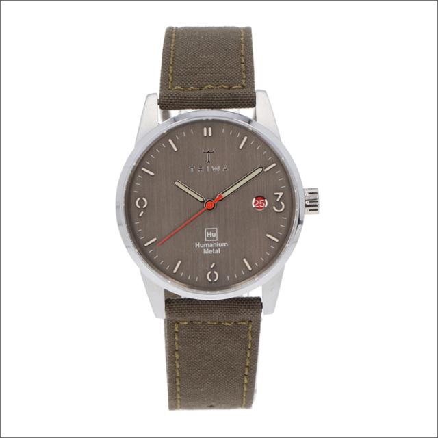 トリワ TRIWA 腕時計 HU39DS-CL080912 クォーツ 39mm HU39DS RECYCLED GREEN
