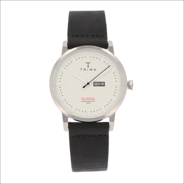 トリワ TRIWA 腕時計 KLST101-CL010112 クォーツ 38mm DAWN KLINGA BLACK CLASSIC