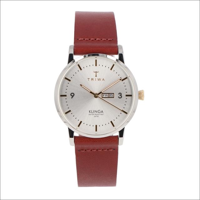 トリワ TRIWA 腕時計 KLST104-CL010312 クォーツ 38mm GLEAM KLINGA COGNAC CLASSIC