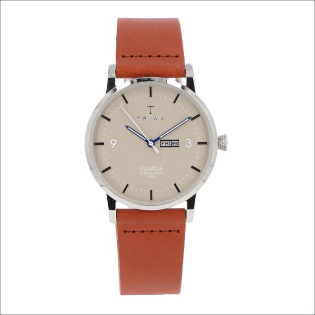 トリワ TRIWA 腕時計 KLST105-CL010212 クォーツ 38mm MIST KLINGA BROWN CLASSIC