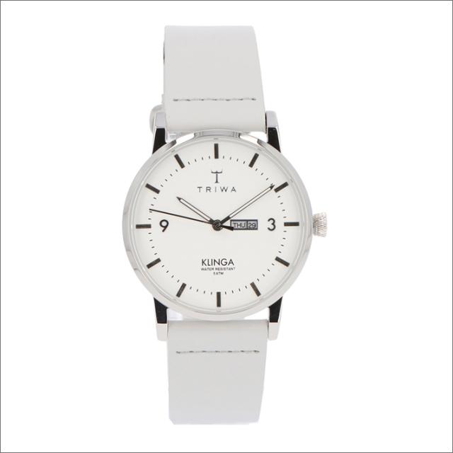 トリワ TRIWA 腕時計 KLST109-CL111512 クォーツ 38mm SNOW KLINGA LIGHT GREY CLASSIC