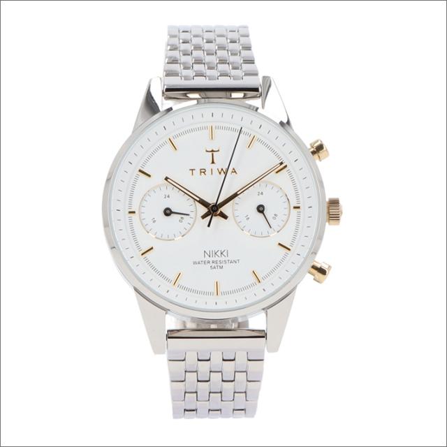 トリワ TRIWA 腕時計 NKST101-BS121212 クォーツ 36mm GLEAM NIKKI STEEL BRACE