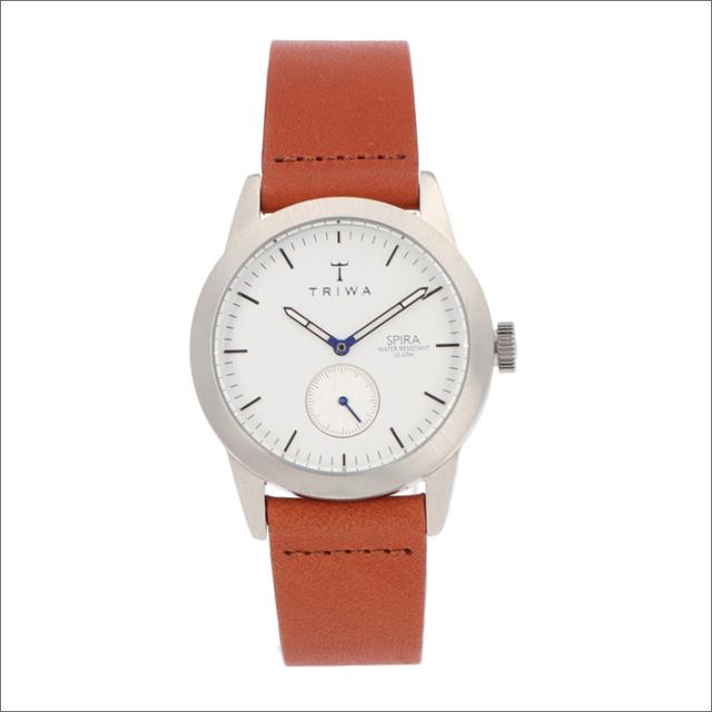 トリワ TRIWA 腕時計 SPST102-CL010212 クォーツ 38mm IVORY SPIRA BROWN CLASSIC