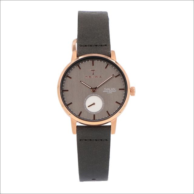 トリワ TRIWA 腕時計 SVST101-SS010114 クォーツ 34mm NOIR SVALAN BLACK CLASSIC