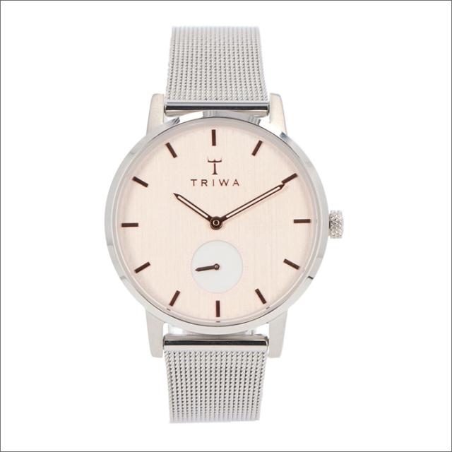 トリワ TRIWA 腕時計 SVST102-MS121212 クォーツ 34mm BLUSH SVALAN STEEL MESH