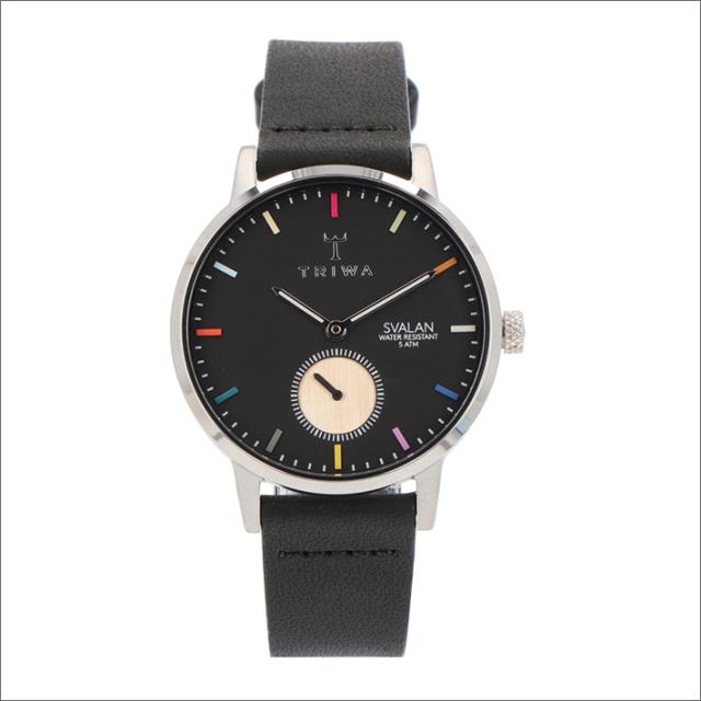 トリワ TRIWA 腕時計 SVST108-SS010112 クォーツ 34mm VIVID SVALAN BLACK CLASSIC