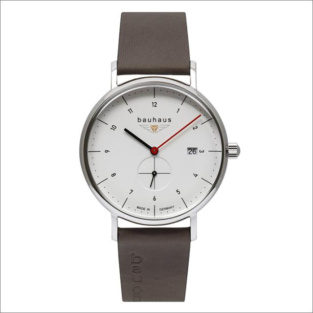 バウハウス BAUHAUS 腕時計 2130-1QZ クォーツ レザーベルト