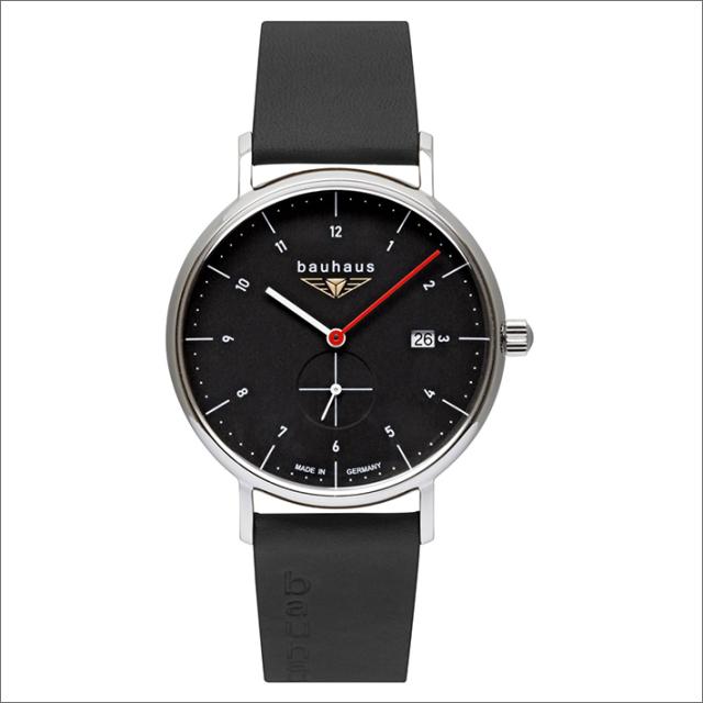バウハウス BAUHAUS 腕時計 2130-2QZ クォーツ レザーベルト