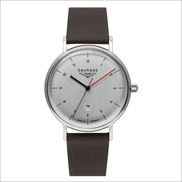 バウハウス BAUHAUS 腕時計 2140-1QZ クォーツ レザーベルト