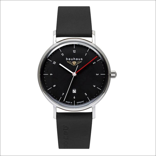 バウハウス BAUHAUS 腕時計 2140-2QZ クォーツ レザーベルト