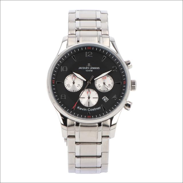 ジャックルマン JACQUES LEMANS 腕時計 11-1654I-1 ケビン・コスナー コレクション ロンドン 40mm メンズ クォーツ メタルベルト
