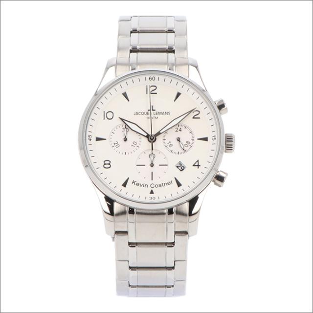 ジャックルマン JACQUES LEMANS 腕時計 11-1654J-1 ケビン・コスナー コレクション ロンドン 40mm メンズ クォーツ メタルベルト