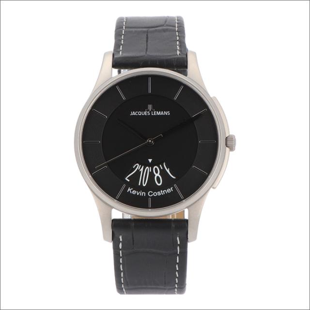 ジャックルマン JACQUES LEMANS 腕時計 11-1746G-1 ケビン・コスナー コレクション ロンドン 40mm メンズ クォーツ レザーベルト