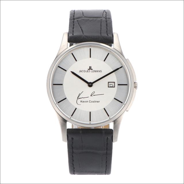 ジャックルマン JACQUES LEMANS 腕時計 11-1777G-1 ケビン・コスナー コレクション ロンドン 38mm メンズ クォーツ レザーベルト