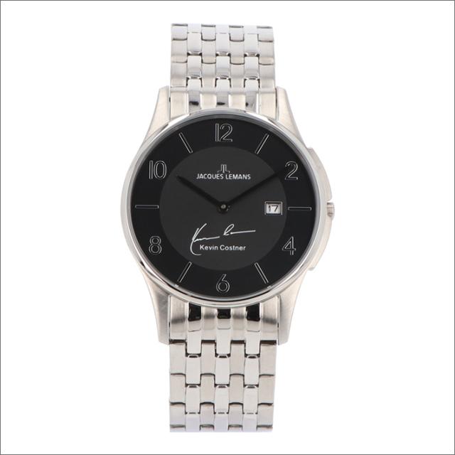 ジャックルマン JACQUES LEMANS 腕時計 11-1781A-1 ケビン・コスナー コレクション ロンドン 38mm メンズ クォーツ メタルベルト