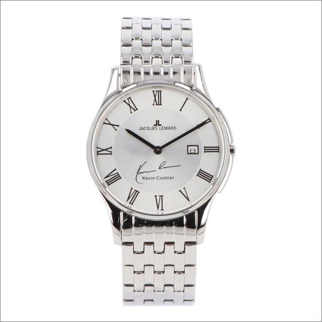 ジャックルマン JACQUES LEMANS 腕時計 11-1781C-1 ケビン・コスナー コレクション ロンドン 38mm メンズ クォーツ メタルベルト