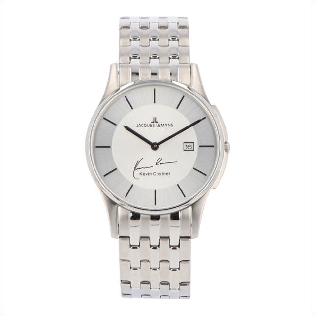 ジャックルマン JACQUES LEMANS 腕時計 11-1781F-1 ケビン・コスナー コレクション ロンドン 38mm メンズ クォーツ メタルベルト