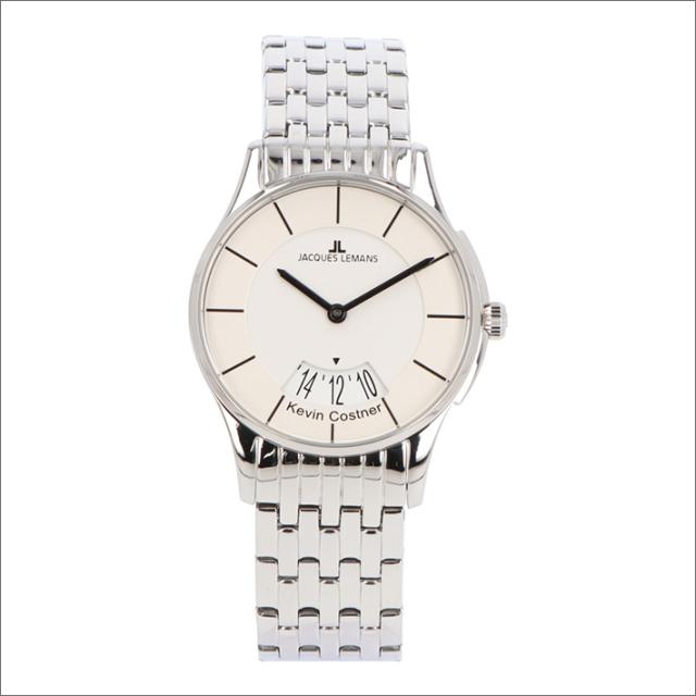ジャックルマン JACQUES LEMANS 腕時計 11-1822B-1 ケビン・コスナー コレクション ロンドン 32mm レディース クォーツ メタルベルト