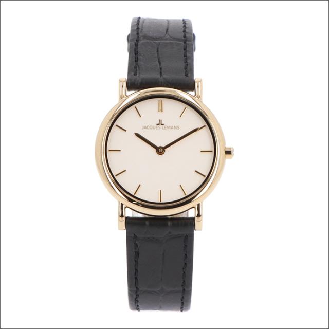 ジャックルマン JACQUES LEMANS 腕時計 1-1371H ヴィエンナ 31mm レディース クォーツ レザーベルト