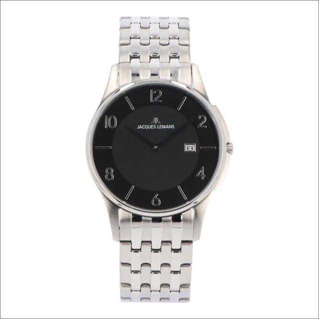 ジャックルマン JACQUES LEMANS 腕時計 1-1781A ロンドン 38mm メンズ クォーツ メタルベルト