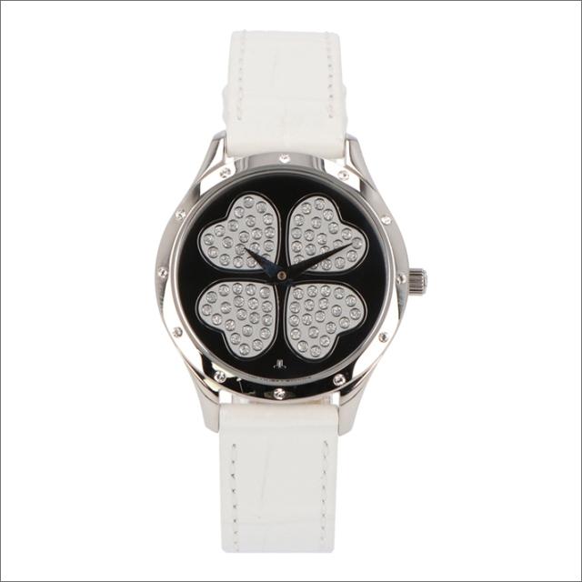 ジャックルマン JACQUES LEMANS 腕時計 1-1803F ローマ クローバー 32mm レディース クォーツ レザーベルト