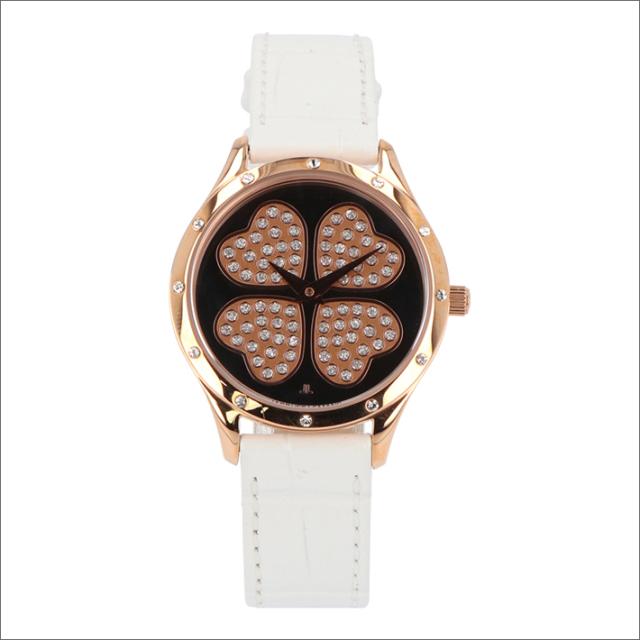 ジャックルマン JACQUES LEMANS 腕時計 1-1803H ローマ クローバー 32mm レディース クォーツ レザーベルト