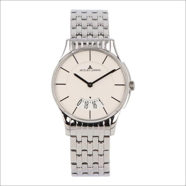 ジャックルマン JACQUES LEMANS 腕時計 1-1822B ロンドン 32mm レディース クォーツ メタルベルト