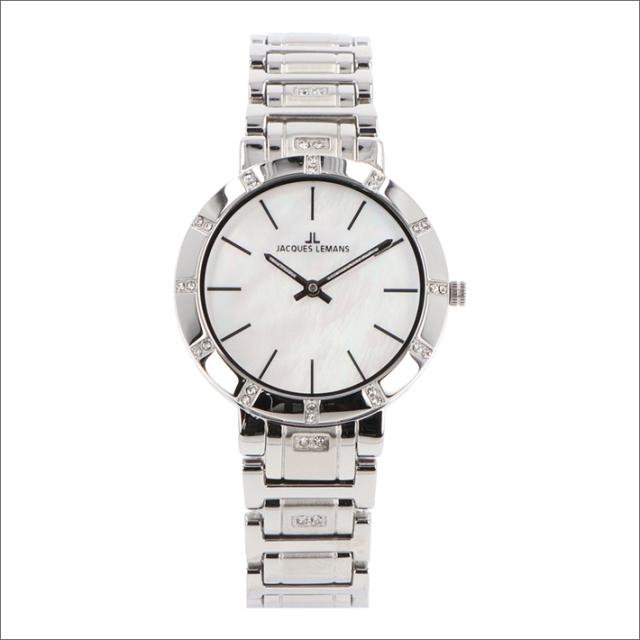 ジャックルマン JACQUES LEMANS 腕時計 1-1825C ミラノ 32mm レディース クォーツ メタルベルト
