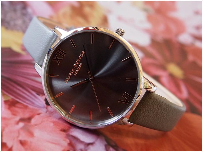 オリビアバートン OLIVIA BURTON 腕時計 OB16BD90 レディース レザーベルト