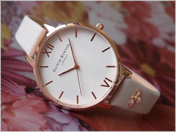 オリビアバートン OLIVIA BURTON 腕時計 OB16ES02 レディース レザーベルト