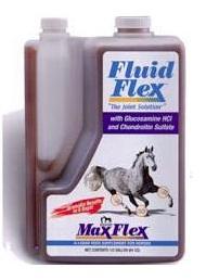 フリュードフレックス(関節軟骨強化補助飼料)