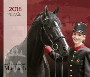 BOISELLE カレンダー2018 Mサイズ Marbach (マールバッハ)