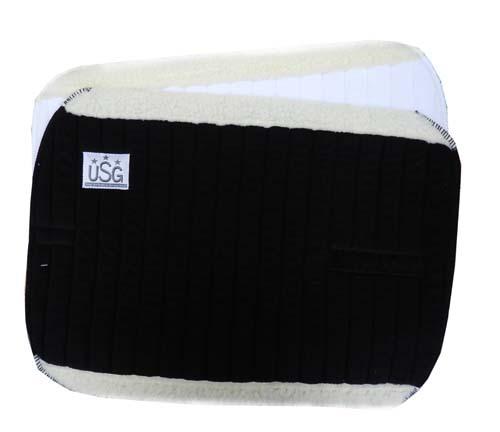USG ボア付きレッグパッドセット(2pcs)