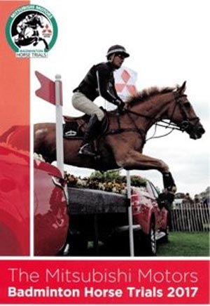 BADMINTON HORSE TRIAL 2017  DVD