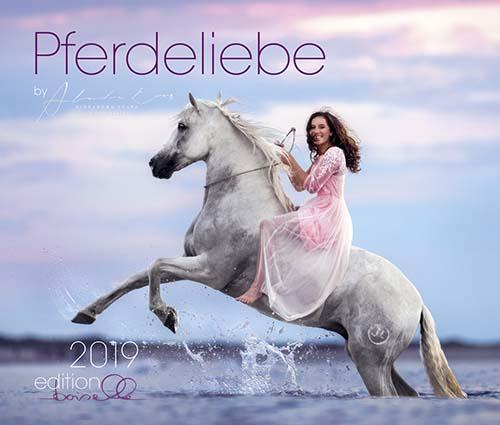 BOISELLE カレンダー2019 Mサイズ Pferdeliebe (フェアデリ)