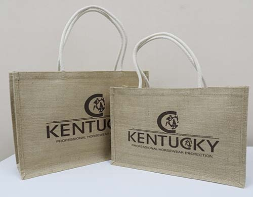 KENTUCKY Jute Bag